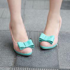 a42c125dd4ce wholesale Wholesale Fashion ladies pump shoes for women with decorative  bowknots pink Women s Pumps
