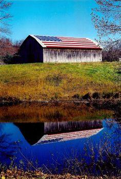 Graley barn, Emmons, Boone County, WV
