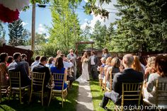 We do custom Calgary wedding photography packages for Calgary, Canmore and Banff wedding coverage. Wedding Photography Pricing, Wedding Photography Packages, Banff, Photography Photos, Calgary, Wedding Ceremony, Dolores Park, Backyard, Yard