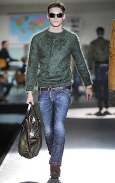 DSQUARED2 Fall/Winter 2012 Collection