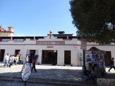 Mercado de dulces y artesanias  Ambar