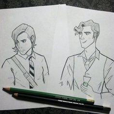 Quentin & Eliot