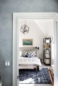 A Little Boyu0027s Room Reveal! Small Room Bedroom, Small Room Decor, Boys  Bedroom