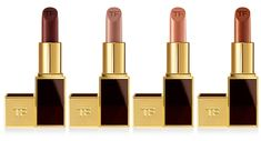 Tom Ford Lip Color Shade Extensions for Fall 2015 (Temptalia) Tom Ford Lipstick, Chanel Lipstick, Fall Lip Color, Makeup Collection Storage, Lip Sence, Girls Lips, Shades Of Beige, 50 Shades, Perfect Lips