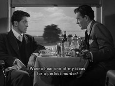 Strangers on a Train (1951) |Pinned from PinTo for iPad|