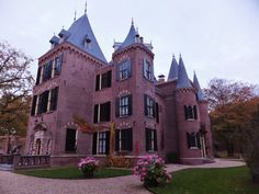 Haarzuilens Castle The Netherlands.  Quaint is the word for this small village.