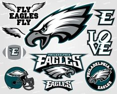 Cowboys Eagles, Eagles Philly, Football Mom Shirts, Football Stuff, Harley Davidson Stickers, Tribute Tattoos, Philadelphia Eagles Fans, Fly Eagles Fly, Sport Craft