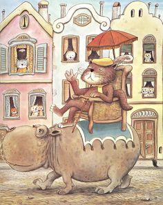 Эрвин Мозер (Erwin Moser) - Детские книги - Babyblog.ru