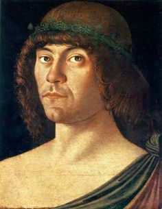 Giovanni Sforza d'Aragona Italian Condottiero Lord of Pesaro and Gradara, husband of Lucrezia Borgia 1466-1510.