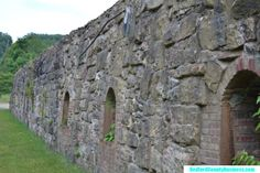 Pictures from Bedford County PA - Riddlesburg Coke Ovens