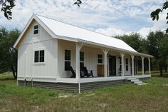 Kanga Cottage 0024 This is a tiny house and small cottage combo by Kanga Room Systems in Texas. The main cottage is and the tiny house is It may sound crazy to think that some people build the … Tiny House Cabin, Tiny House Living, Tiny House Design, Small House Plans, House Floor Plans, Tiny House Kits, Shed House Plans, Tiny House From Shed, Cheap Tiny House
