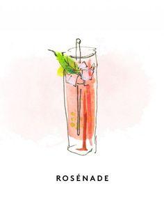 Rosénade