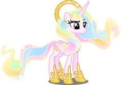 'Dancerverse Princess Celestia by Orin331