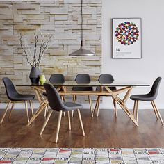 Boden is a beautiful, contemporary chair which references Mid-Century forms in a fresh, updated and respectful manner. The durable upholstered seat creates a comfortable dining experience with a tranquil Scandinavian aesthetic - Ideal for those wishing to balance practicality and style equally.