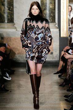 Fall 2014 Ready-to-Wear - Emilio Pucci