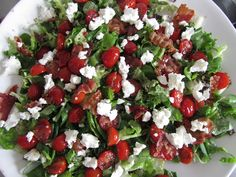 Zomerse salade van Nigella Lawson - SimKookt
