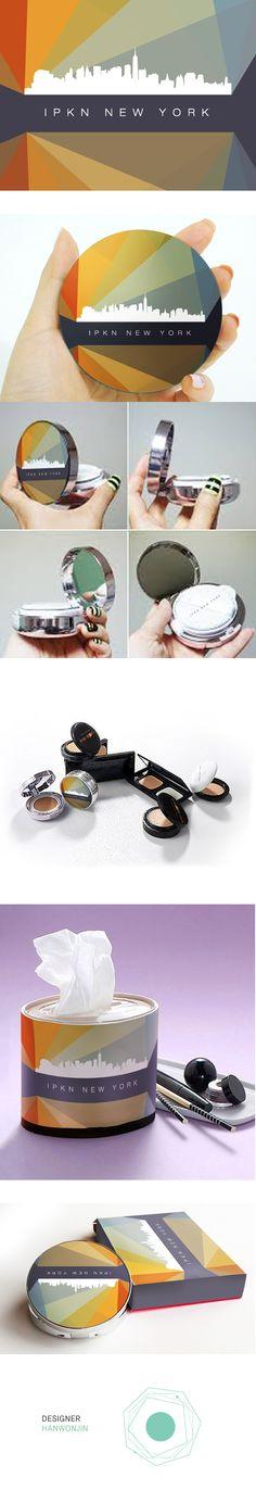 IPKN Cosmetic Package Design : Spectrum City