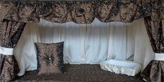 Cat Cages, Theme Ideas, Valance Curtains, Cats, Home Decor, Gatos, Decoration Home, Room Decor, Cat