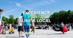 We blog about our favorite local Vilnius spots. Our city guide with Vilnius tips is also available as an offline Android & iPhone app.
