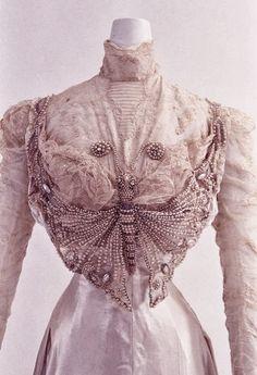 moda años 1900