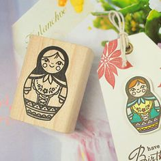 Hey, I found this really awesome Etsy listing at http://www.etsy.com/listing/166253199/russian-tumbling-doll-matryoshka-stamp-m