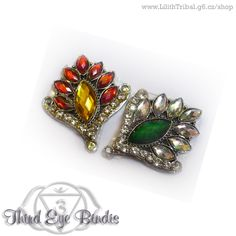 New set of bindis available online, you can purchase separately