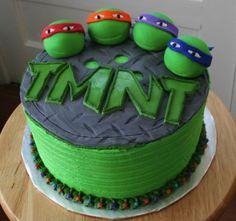 ninja turtle cupcakes - Google Search