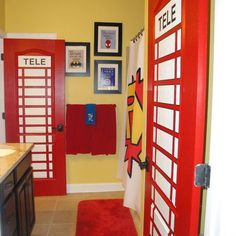 1000 Images About Kids Bathroom On Pinterest Superhero