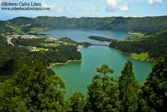 Lagoa das Sete Cidades in Azores, an amazing place in the middle of the Atlantic Ocean. Ask us for a tailor made tour in these beautiful Islands.  Info: roberto@x-ploregroup.com www.x-ploregroup.com