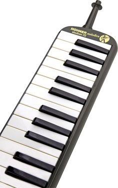 Melodica-- gotta get one!