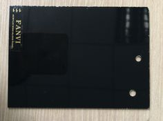 black color acrylic 1 mm thickness for furniture decoration. mirror sheet
