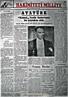 ilk cumhuriyet kurulduna dir haber gazete - Google Search