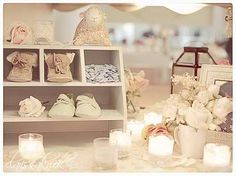 Elegant Baby Shower... what do you think?