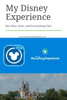 My Disney Experience is a tool that any guest can use to help plan their trip. You simply cannot have Disney World Packing, Walt Disney World Vacations, Disney World Resorts, Disney Parks, Disney Travel, Disney On A Budget, Disney Vacation Planning, Disney Wonder Cruise, Disney Cruise Line