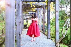 all red - love is fire. corset top by Victoria Secret and custom made high low skirt by KTRStyle. gorgeous outfit (and erring on impractical - but who cares!)