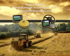 TOPCON Hassas Tarım Sistemleri Fuar Tanıtım Görseli / TOPCON Precision Agriculture #Topcon #PrecisionAgriculture #PaksoyTeknik Graphic Design, Movie Posters, Film Poster, Billboard, Visual Communication, Film Posters