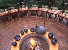 For your next vacation, book one of Glamping Hub's luxury camping rentals in North West Province for a truly unforgettable outdoor experience. South Africa Holidays, Cape Town South Africa, Luxury Tree Houses, North West Province, Outdoor Fire, Outdoor Decor, Lapa, Luxury Camping, Outdoor Cooking