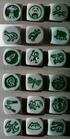 Rory's Story Cubes: Prehistoria | Image | BoardGameGeek