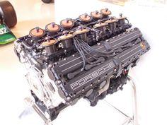 Arrows Footwork-Porsche F1 engine (FA12) 1990 -1-   Flickr - Photo Sharing!
