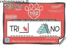 Amici Cucciolotti 2017: Retro Figurina n. 102 Rana muschio