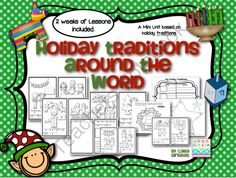 around the world ss on Pinterest | Around the worlds, Holidays around ...