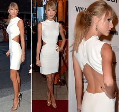 Não costumava prestar muita atenção em Taylor Swift... até me dar conta, no Grammy Awards, que ela sempre é uma das minhas preferidas nos red carpets. Sem