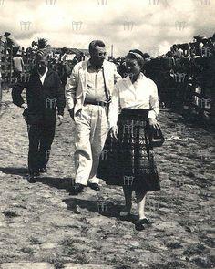 Jean Paul Sartre, Jorge Amado e Simone de Beauvoir em Feira de Santana-BA | Flickr - Photo Sharing!