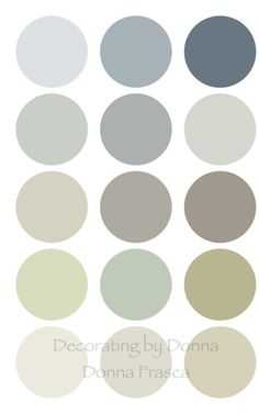 Colors A La Carte. This is my newest and most popular service calledColor A La Carte. You can purchase the entire color palette or just one color. Each color isonly $15*. This coastal color pale...