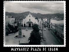 Mayagüez, Plaza de Colón by t13hman, via Flickr