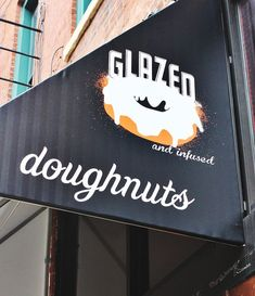 Glazed and Infused. On the list of what to visit in Chicago.