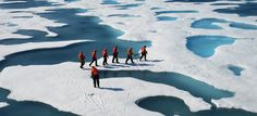 Greenland Ice Melt Could Expose Hazardous Cold War Waste............... When the U.S. military abandoned Camp Century, a complex of tunnels dug into the ice of northwest Greenland, in the…