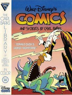 Carl Barks Library of Walt Disney's Comics and Stories in Color (Volume 14)