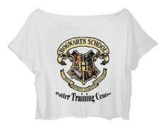 Women's Crop Top Harry Potter Tshirt Magic Harry Potter Shirt (white) http://www.amazon.com/dp/B0166GEPM0/ref=cm_sw_r_pi_dp_M2lgwb01SNJR9