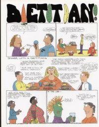 Dietitian cartoon